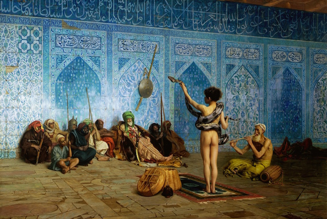 Orientalism (article).