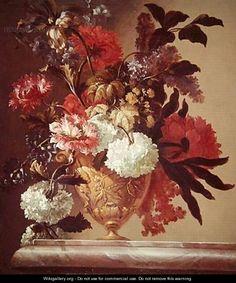 Still Life of Flowers 4.