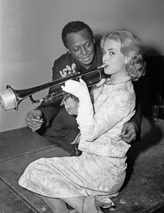 Miles Davis Clipart.