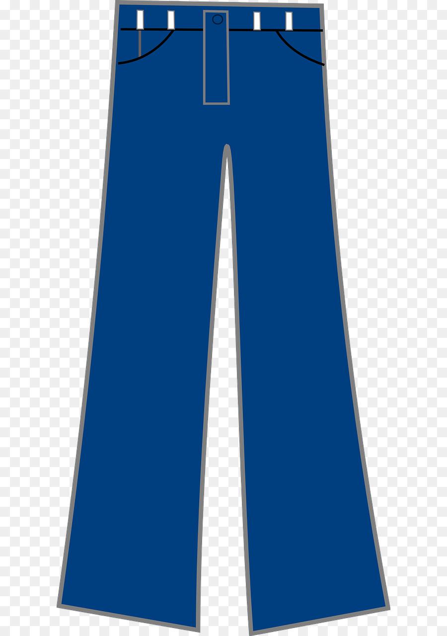 Jeans Denim Day Clip Art.