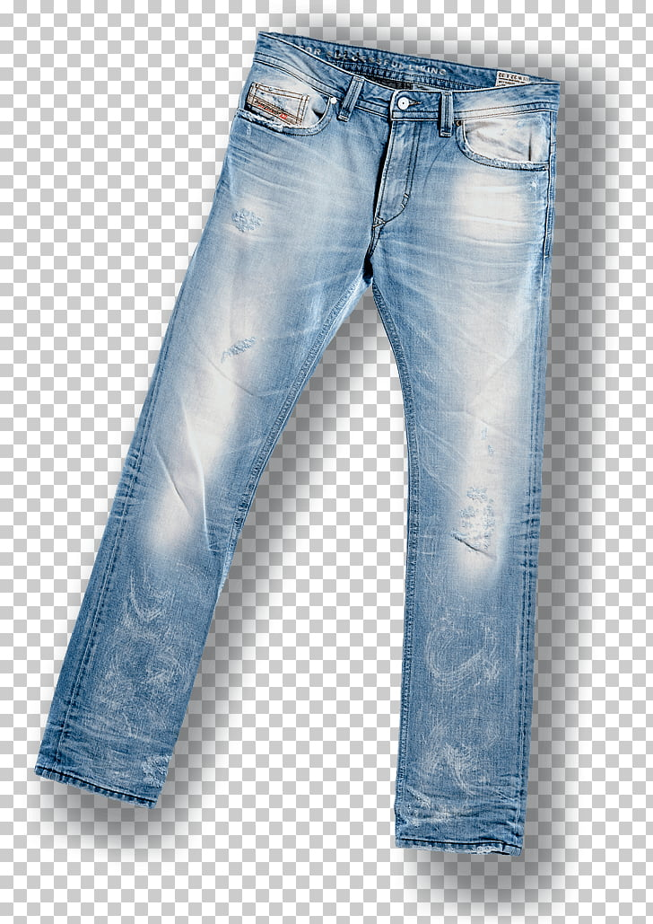 Pair Of Mens Jeans, blue stone.