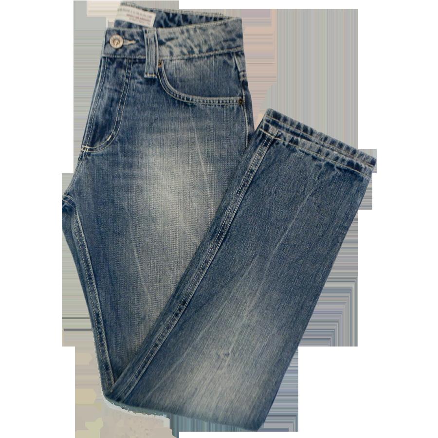 Men's Jeans PNG Image.