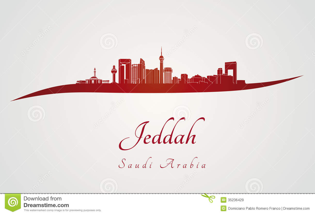 Jeddah Stock Illustrations.