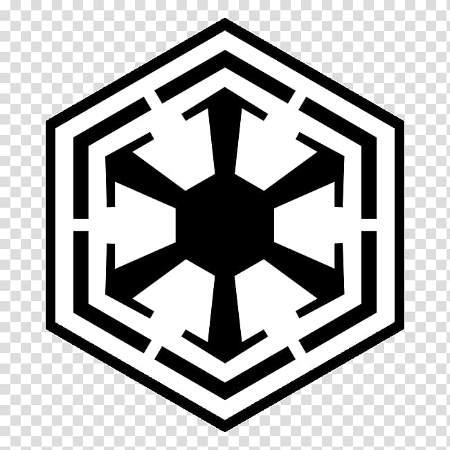 Sith Logo Symbol Decal Jedi, symbol transparent background.