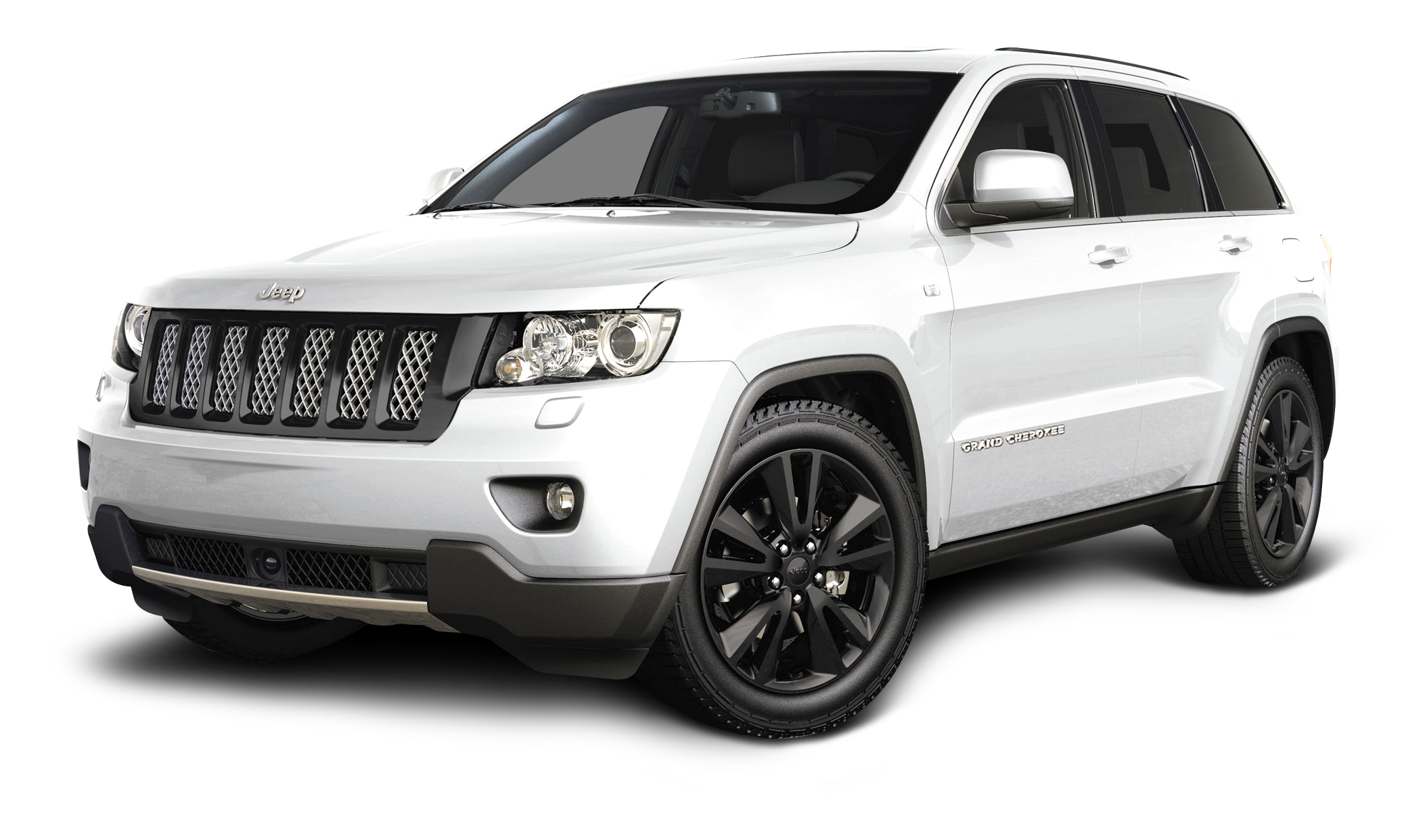Jeep Grand Cherokee Car PNG Image.