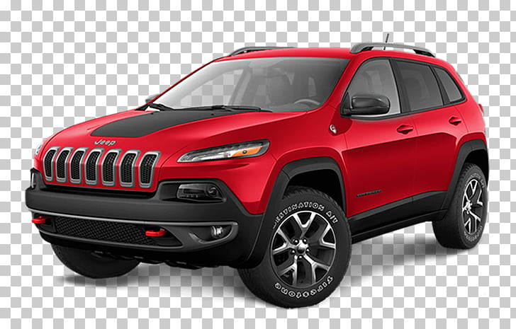 2018 Jeep Cherokee Limited 2018 Jeep Cherokee Trailhawk.