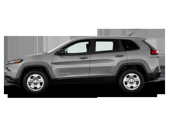 New 2018 Jeep Cherokee.