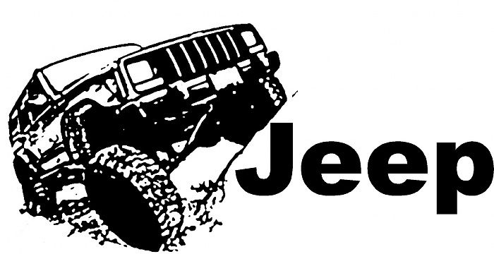 34 Awesome jeep logos clip art.