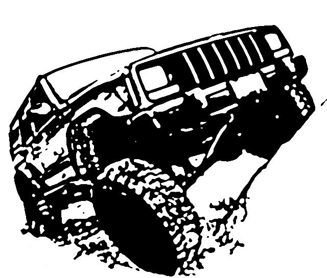 jeep stencil.