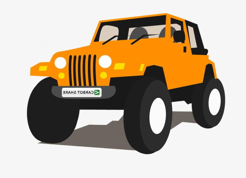 Download High Quality jeep clipart transparent background.