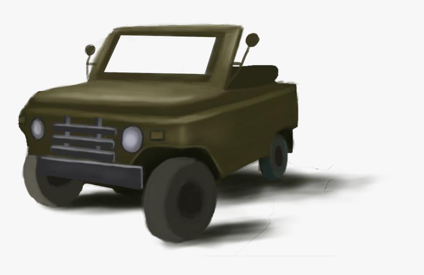 Transparent Off Road Jeep Clipart.