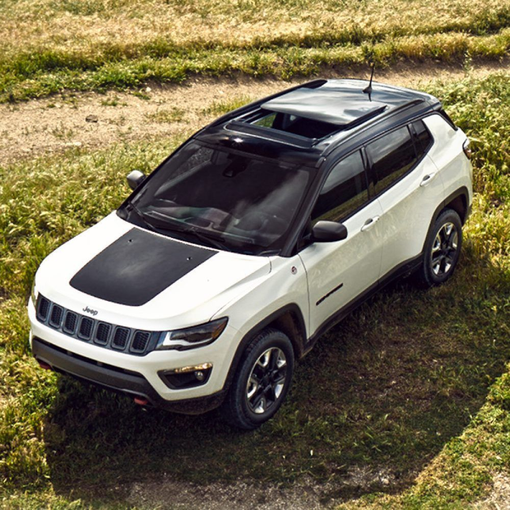 2018 Jeep Compass Trailhawk Two.