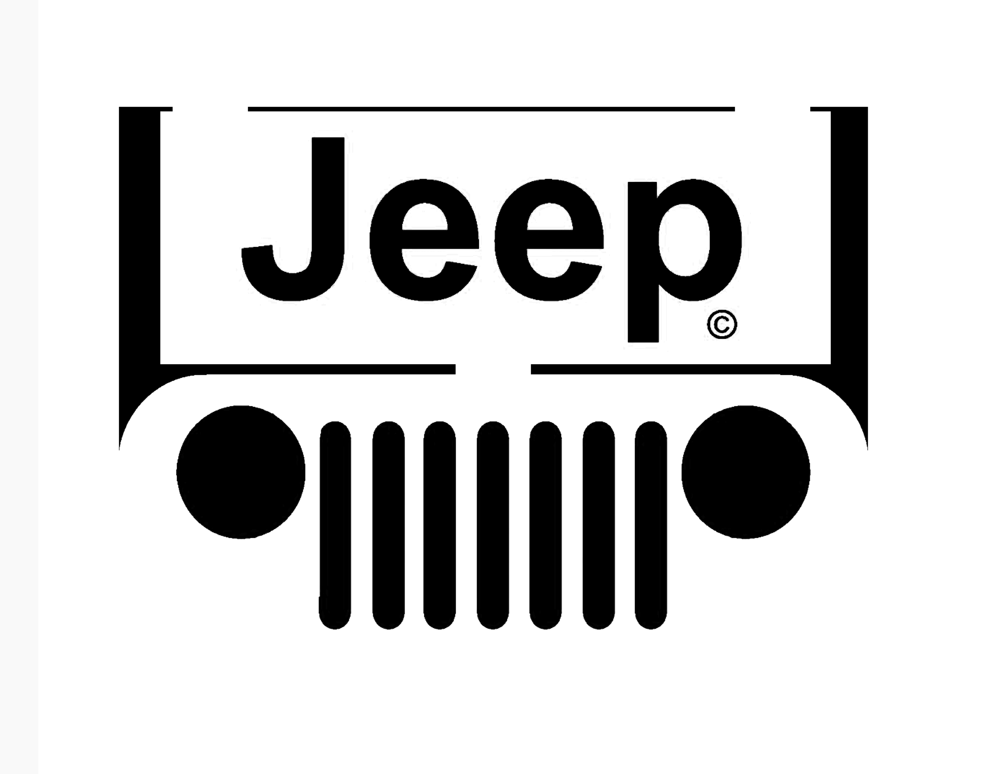 Jeep Grill Clipart (86+ images in Collection) Page 2.