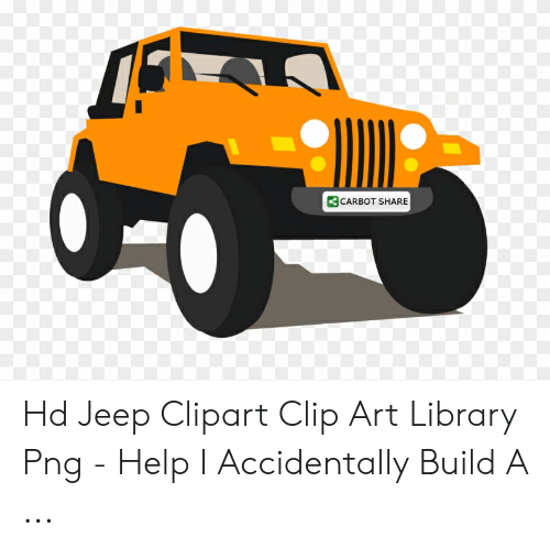 CARBOT SHARE Hd Jeep Clipart Clip Art Library Png.