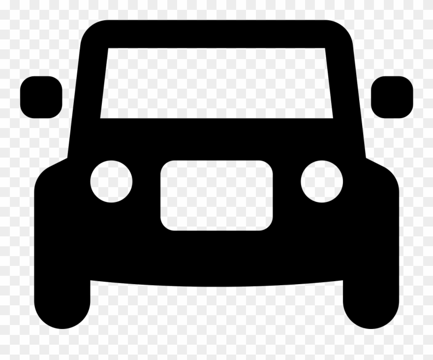 Jeep Wrangler Icon Clipart (#537735).