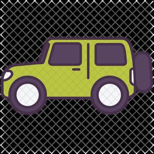Jeep Icon.