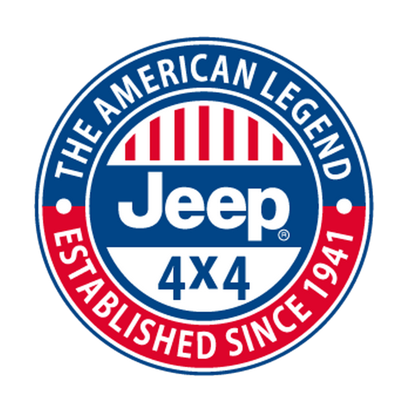 Jeep Logo Decal.