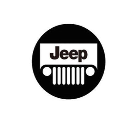 Custom jeep logo iron on transfers (Decal Sticker) No.100196.