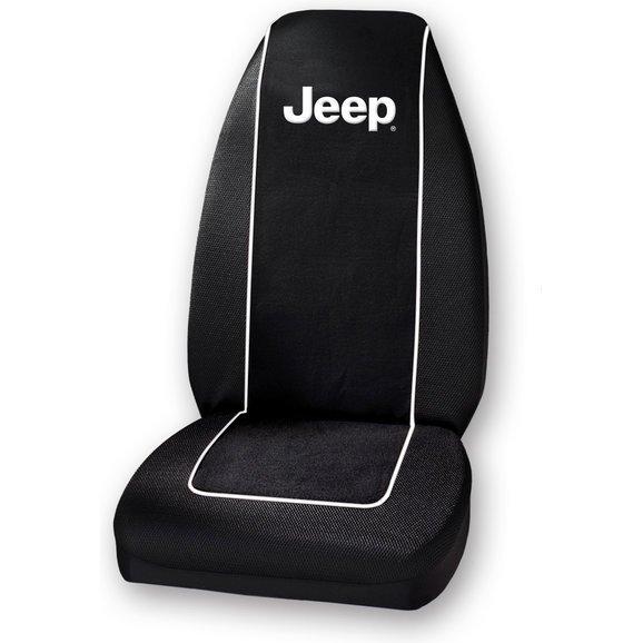 Plasticolor Jeep Logo Seat Cover.