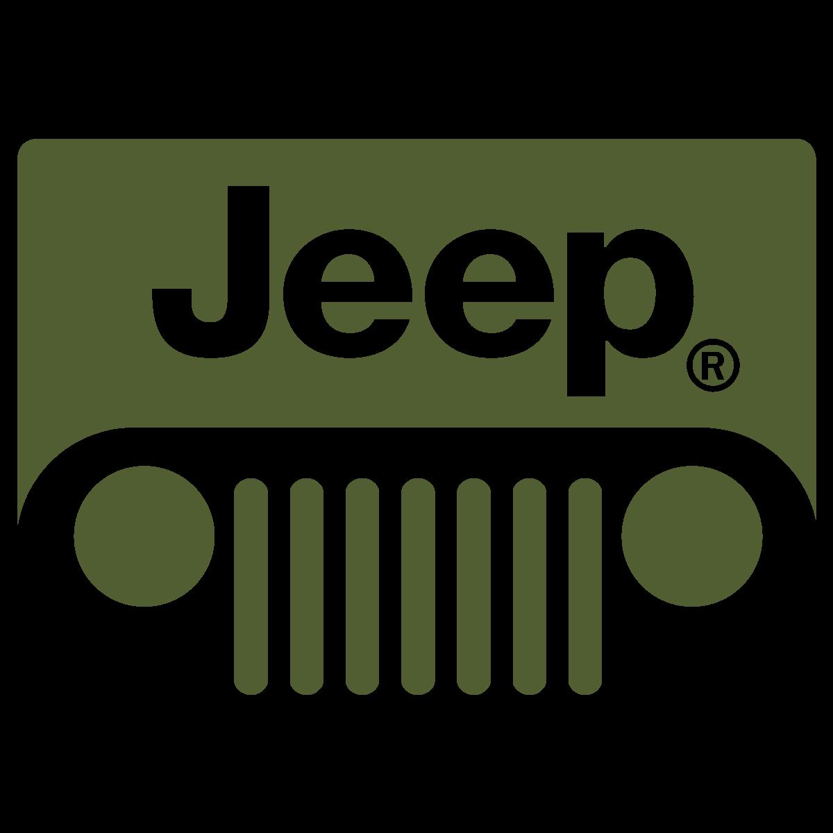 Jeep Logo Vector.