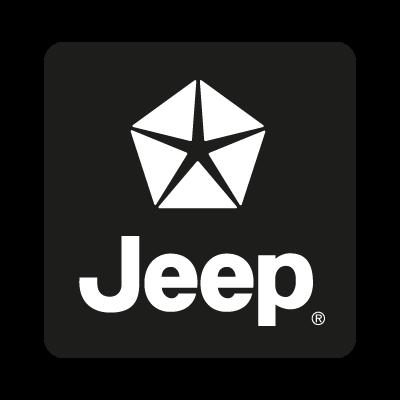 Jeep black vector logo free download.