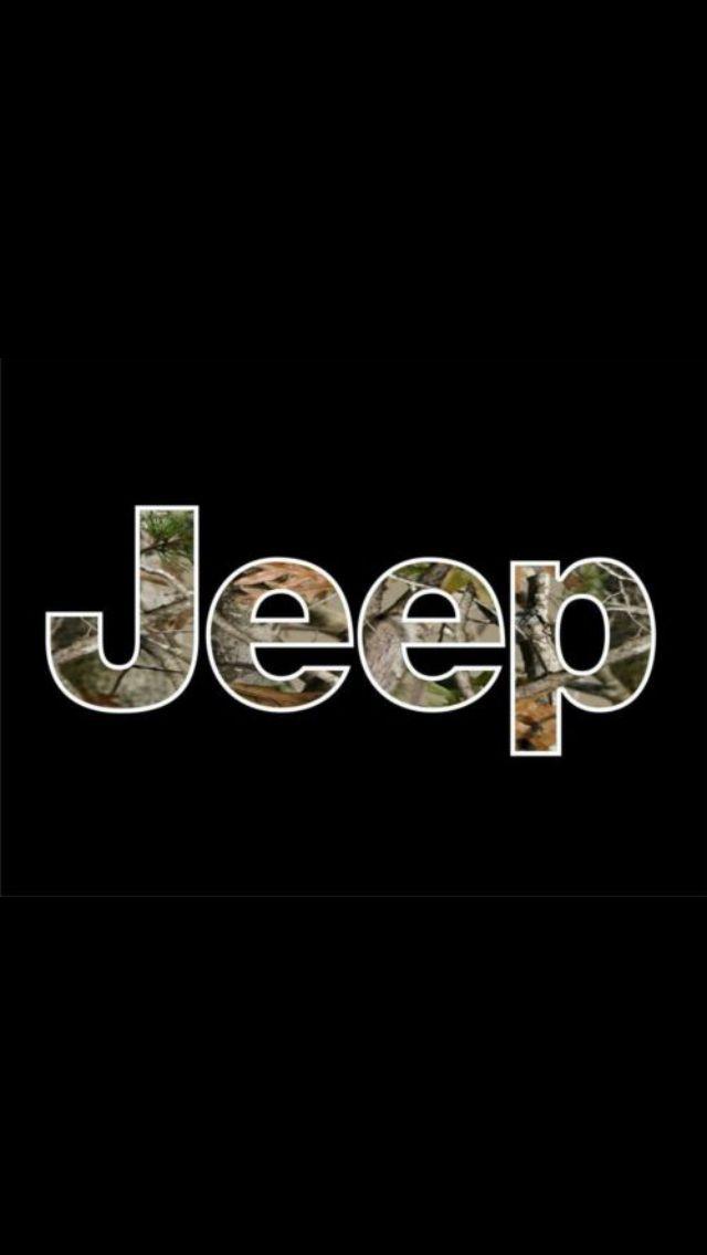 Jeep camo logo.