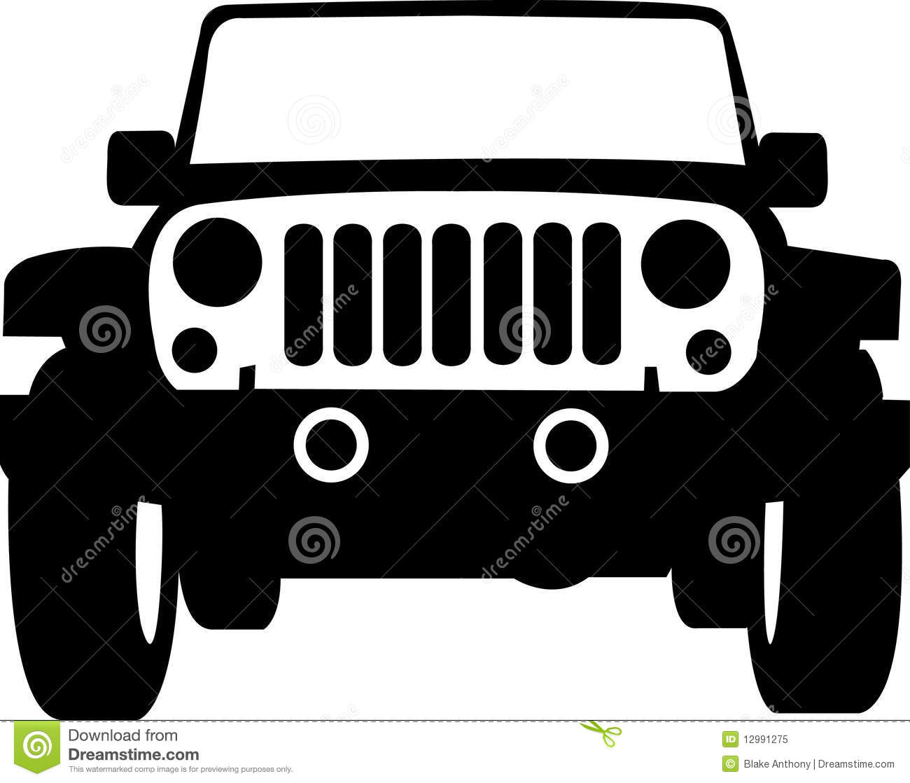jeep vector.