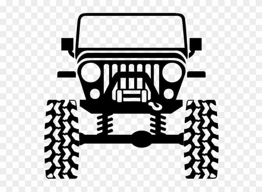Jeep Svg Jeep Wrangler Svg Jeep Silhouette Jeep Vector.