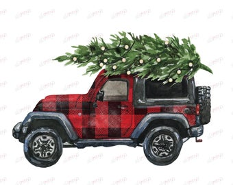 2917 Jeep free clipart.