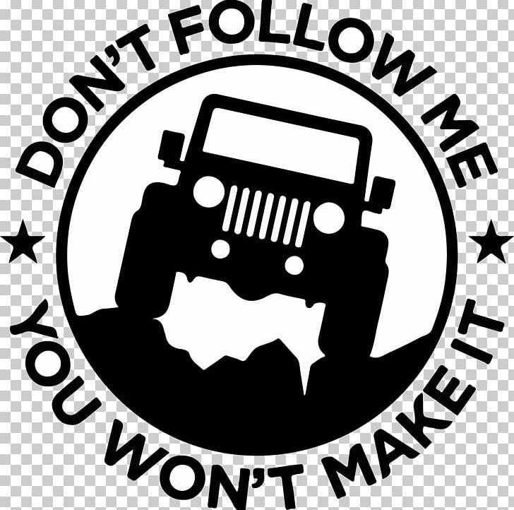 Jeep Wrangler Car Decal T.