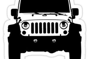 Jeep wrangler clipart 6 » Clipart Station.