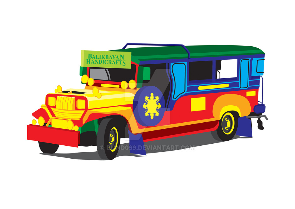Jeepney clipart 9 » Clipart Station.