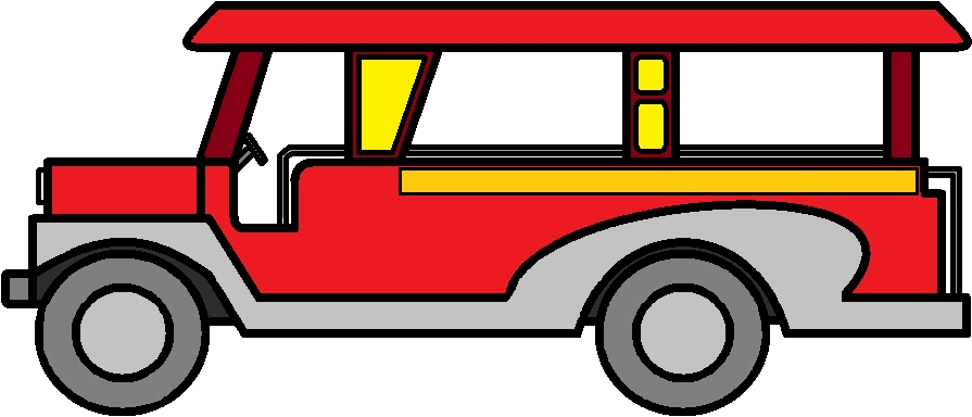 Jeep Clipart Jeepney Driver.