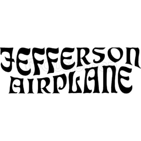 Jefferson Airplane Logo Knit Cap (Embroidered).