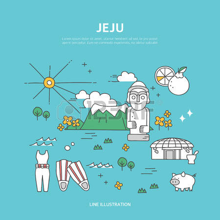 75 Jeju Island Stock Illustrations, Cliparts And Royalty Free Jeju.
