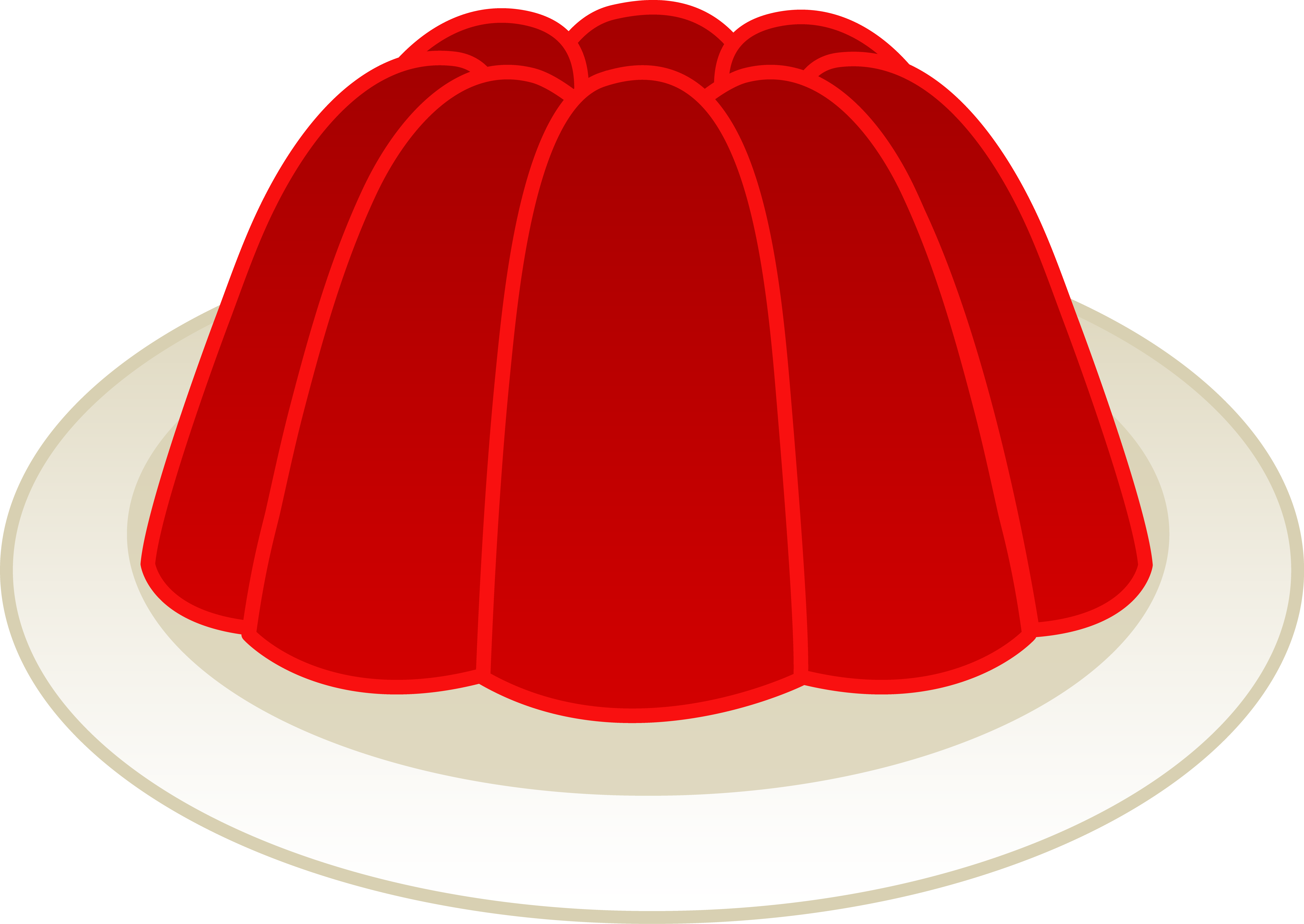 Free clipart jelly.