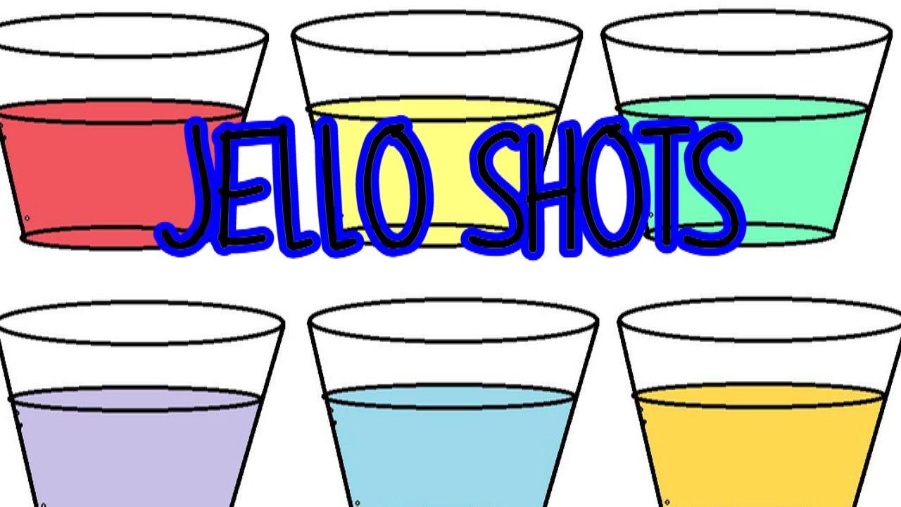 Jello Shots.
