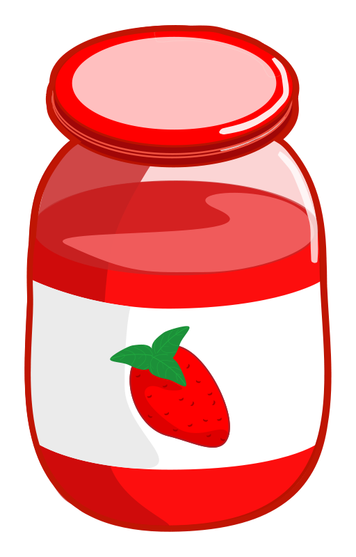 Jelly Clipart.