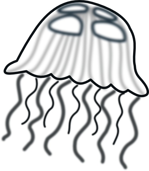 Jelly clipart black and white 4 » Clipart Station.