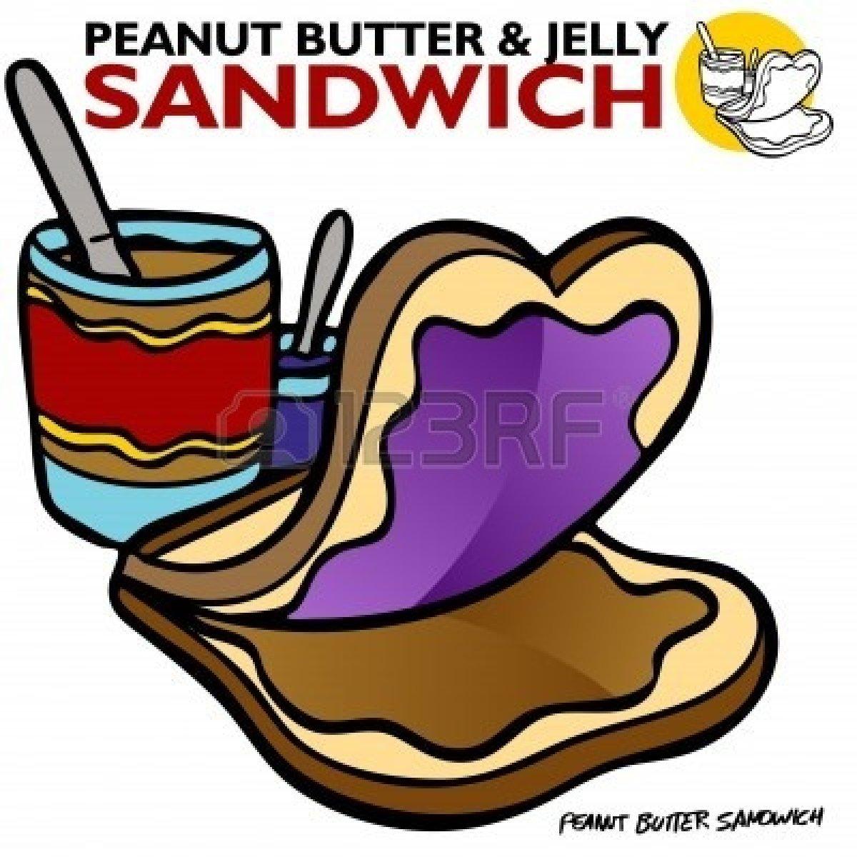 Peanut Butter Sandwich No Jelly.