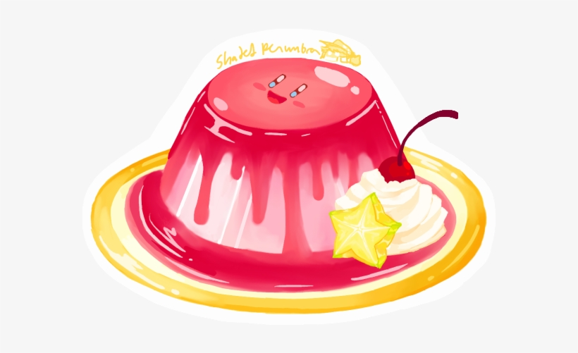 Download Free png Clipart Stock Jelly Clipart Flan.