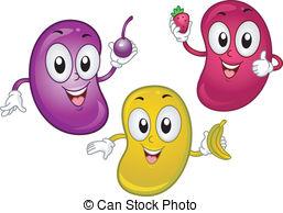 Jellybean Clip Art and Stock Illustrations. 148 Jellybean EPS.