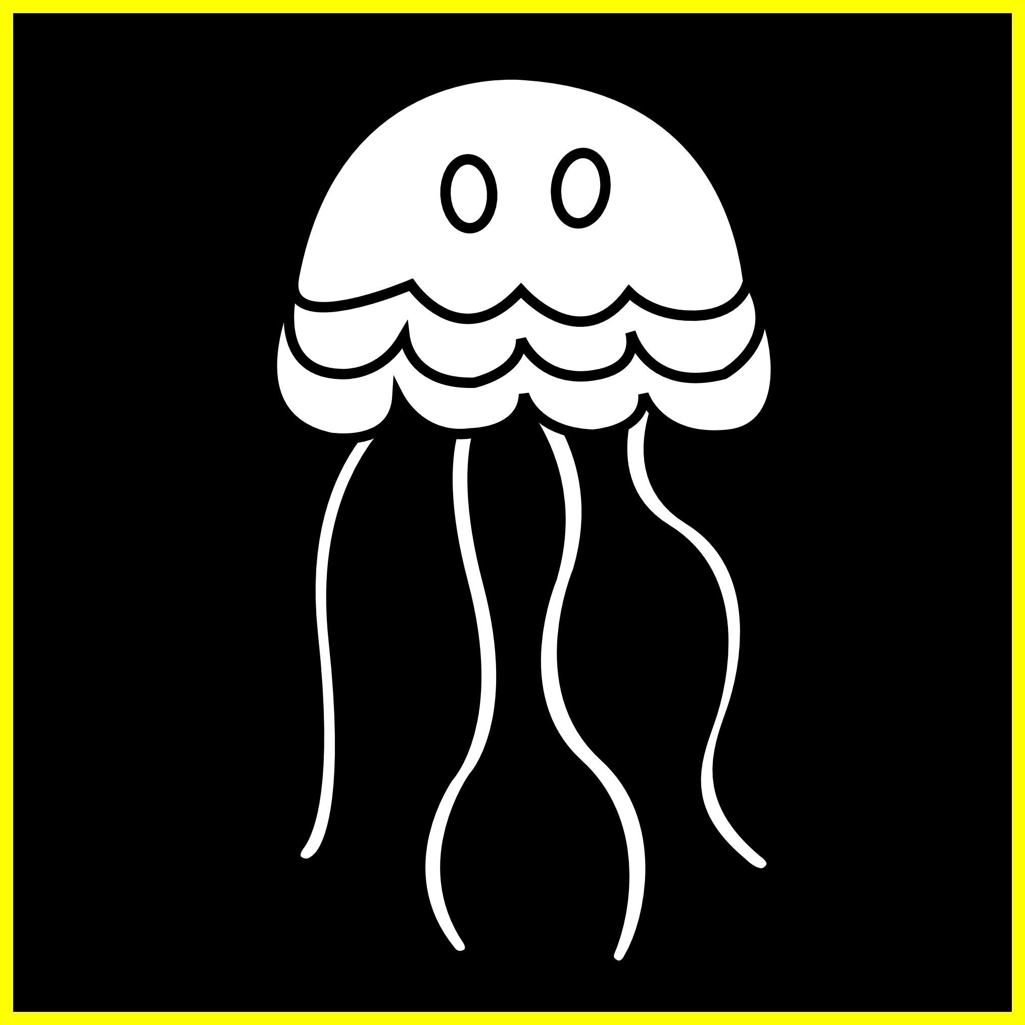 Banner Stock Stunning Jellyfish Of Inspiration.