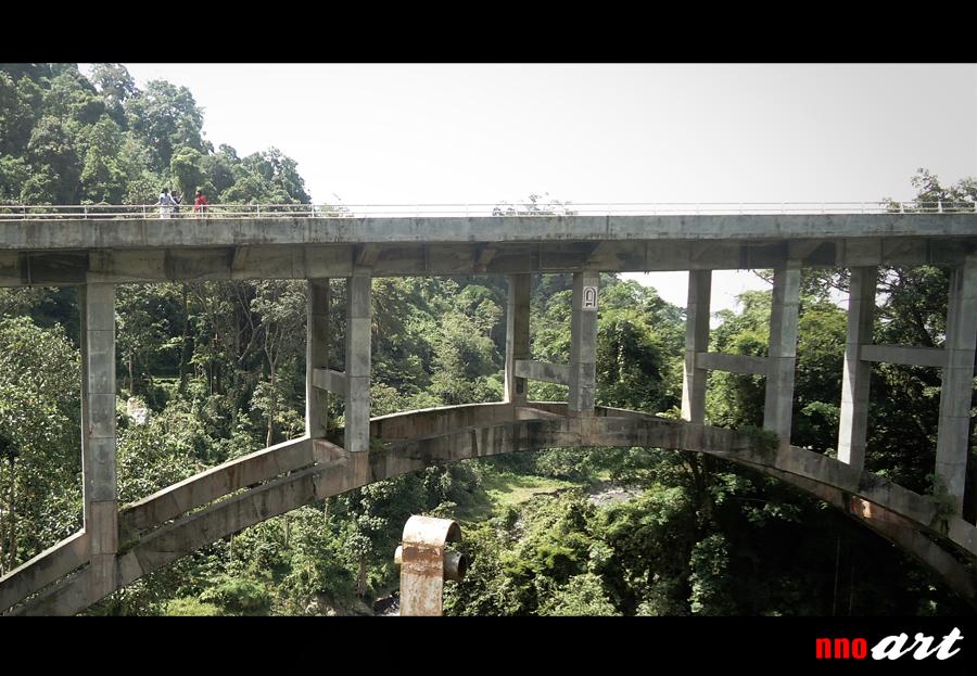 Jembatan Gladak Perak, Sesosok Keindahan di Piket Nol.