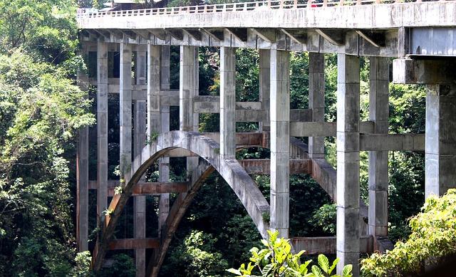 Free photo: Jembatan Perak Piket Nol, Lumajang.