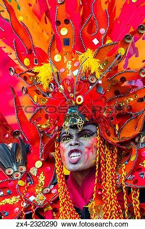 Stock Photography of Jember Fashion Festival and Carnival, East.