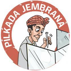 KPUD Jembrana Terima Hasil Tes Kesehatan Para Cabup Cawabup.