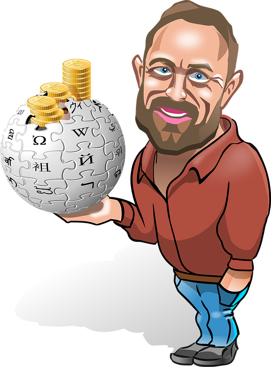 Free vector graphic: Jimmy, Jimmy Wales, Wales, Person.