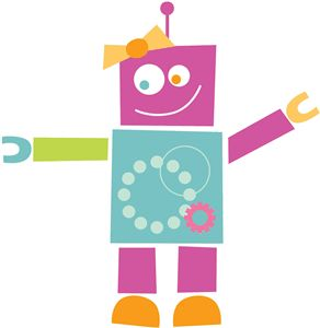 1000+ images about clipart robot on Pinterest.