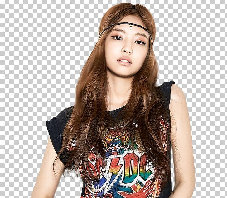 Jennie Kim BLACKPINK YG Entertainment Girl Group PNG, Clipart.
